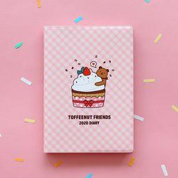 TOFFEENUT FRIENDS 2020 DIARY