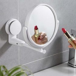 화장거울 면도거울 원형회전거울