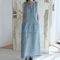 divides denim dress