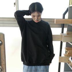 vintage denim sweatshirts (black)