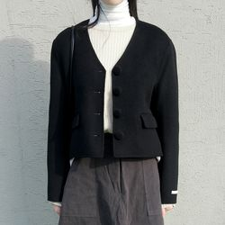 handmade short jacket (3colors)