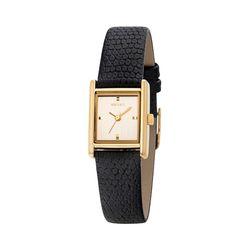 베이직 미니스퀘어 시계 골드 W226LWGD