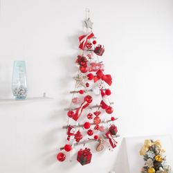 쿠키산타 벽걸이 우드트리 100cm P 크리스마스 TRHMES