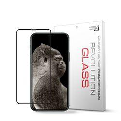 프로텍트엠 아이폰11 하이브리드 풀커버 강화유리필름