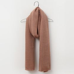 Simple Knit Muffler