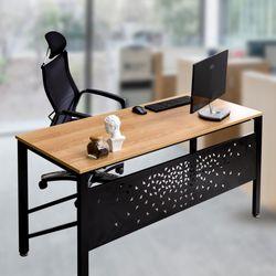 래티코 팰리 철제 LPM 디자인 사무용 컴퓨터 책상1800