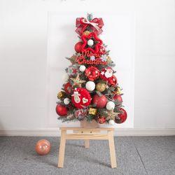 별산타 캔버스 트리 80cmP(이젤) 크리스마스 미니