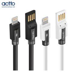 엑토 알로이 애플 8핀 충전및 데이터케이블 USB-37