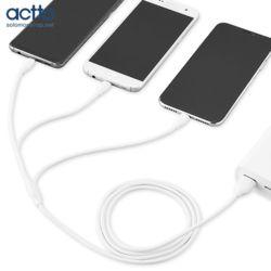 엑토 트리플 충전전용케이블 USB-38