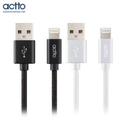 엑토 러스터 애플8핀 충전및 데이터케이블 USB-41