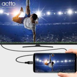 엑토 브로드 타입C to HDMI미러링케이블 HDMI-05