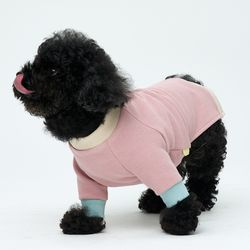 Cheez Pink Pullover 소형견 - S M Size