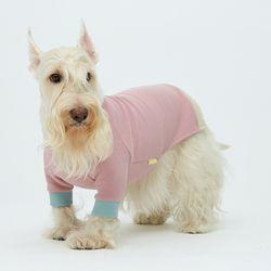 Cheez Pink Pullover 중형견 - L 2L 3L Size
