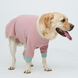 Cheez Pink Pullover 대형견 - 4L 5L 6L Size