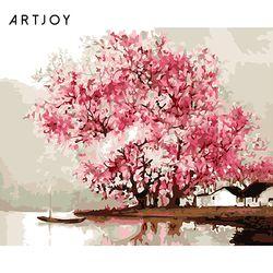 아트조이 DIY 명화그리기 강가의 봄 60x75cm
