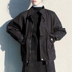 string crop jacket (2colors)