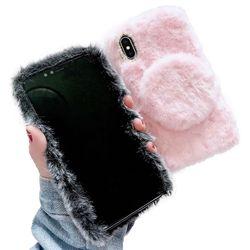 아이폰8 엣지 미러 퍼 유니크 블링 젤리 케이스 P362