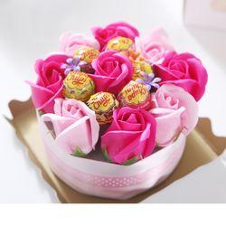 츄파춥스 미니케익(핑크)