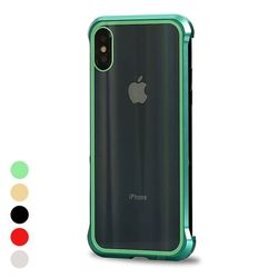 아이폰7플러스 마그네틱 강화유리 메탈 케이스 P329
