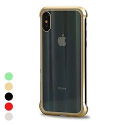 아이폰7 마그네틱 강화유리 커버 메탈 케이스 P329