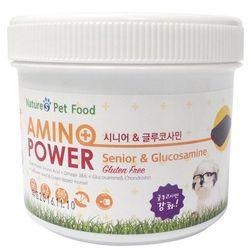 강아지영양제 아미노파워 영양제 200g(글루코사민)