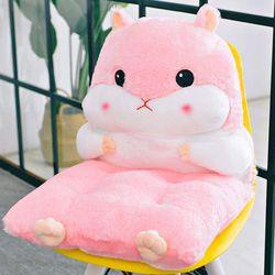 햄스터방석 (핑크) 햄찌방석 쿠션+방석 set