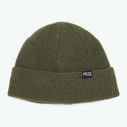 MOHAIR WATCH CAP W (OLIVE)
