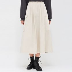 roko pocket banding skirt