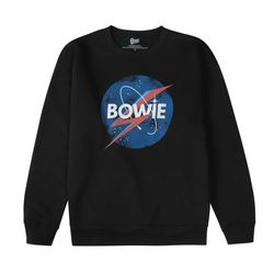 DB SPACE TRAVEL SWEATSHIRT BK (BRENT1921)