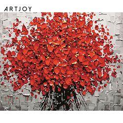 아트조이 DIY 명화그리기 풍성한 꽃 60x75cm