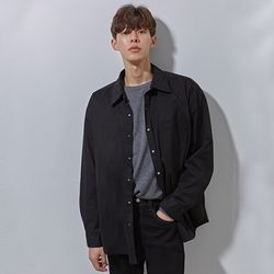 pp cotton pitch jacket black