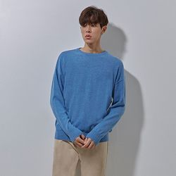 Co ramsoul basic knit blue
