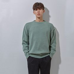 DM round knit green