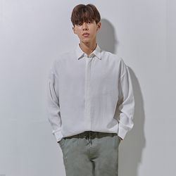 N hidden basic shirts white