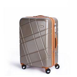 롤리키드 리비 베이지 24인치 확장형 캐리어 여행가방