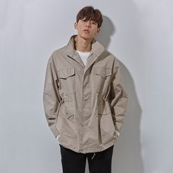 SD bio whshing jacket beige