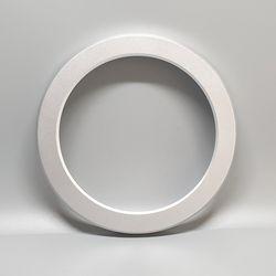 퍼스트 LED 엣지 원형 직부 실버 커버 8인치 직부등