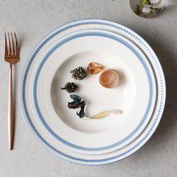 메레신 마인드터치 파스타 접시 (8type)