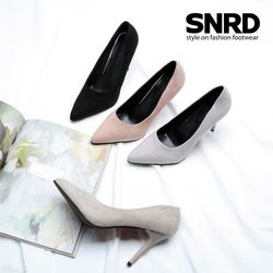 [SNRD]여성구두 여성힐 굽높이 10cm 베이직 10킬힐 SF1-73