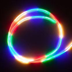 LED 네온플렉스 2m 칼라 크리스마스 전구 트리 TRDELB