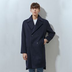 230 double coat navy