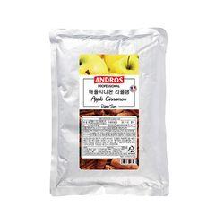앤드로스 애플시나몬 리플잼 1kg 1박스 6개