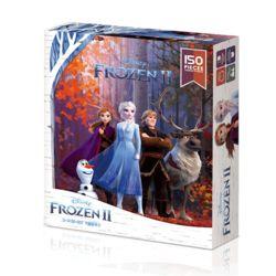 겨울왕국2 새로운 여행 디즈니 150피스 직소퍼즐