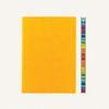 시그니처 크로마틱 다이어리 2020 (A5) Yellow
