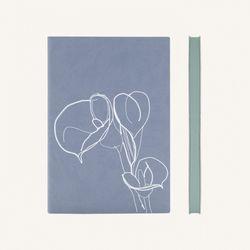 시그니처 플로랄 두들 스케치북 (A5) Callar Lily