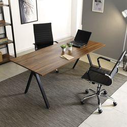 래티코 란도 철제 LPM 사무용 회의용 책상 2000x800