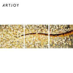 아트조이 DIY 명화그리기 황금꽃나무 (3단세트)
