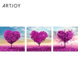 아트조이 DIY 명화그리기 사랑나무 (3단세트)