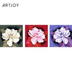아트조이 DIY 명화그리기 산속의 꽃 (3단세트)