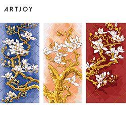 아트조이 DIY 명화그리기 황금 목련나무 (대형 3단세트)